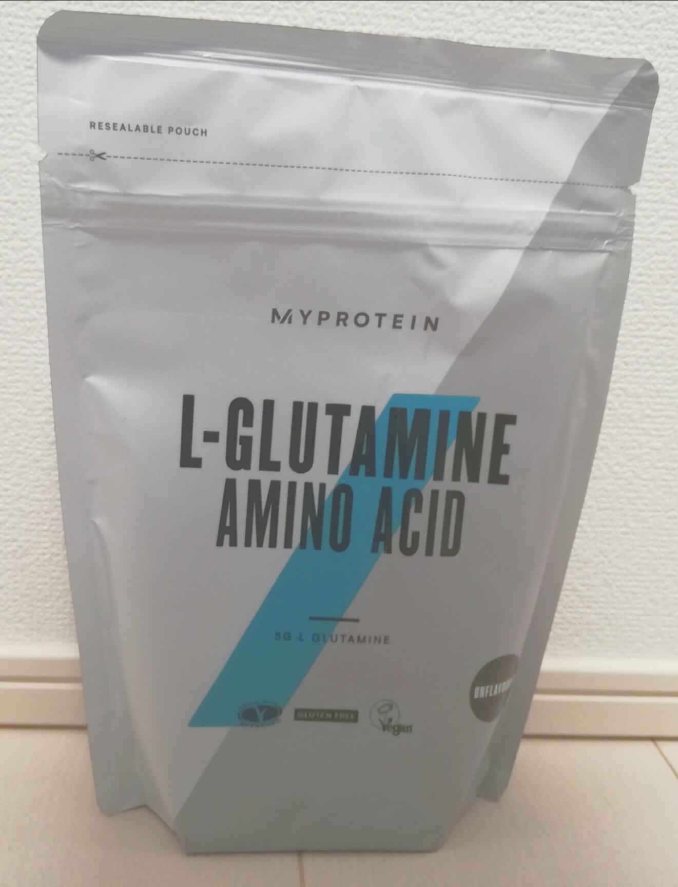 マイプロテイン グルタミン