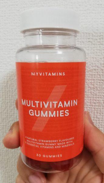 マルチ マイ ビタミン プロテイン